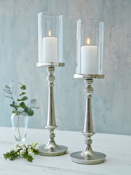 Tall candle hurricanes for Cheap tall candlestick holders