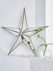 Large Mirrored Star