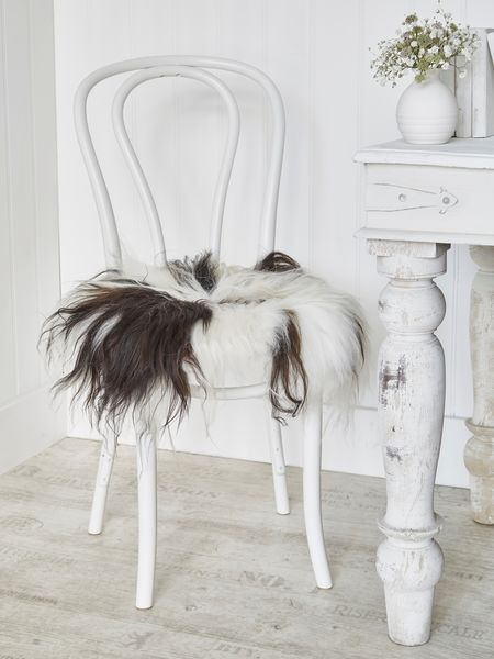 Icelandic Sheepskin Seat Cover - Spotted