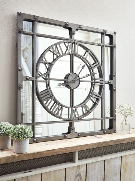 Mirrors | Wall Decor | Clocks