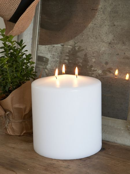 Decorative Pillar Candles Dinner Candles Outdoor Candles