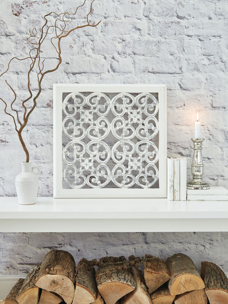 Carved Wall Panel  - Design 2 WM