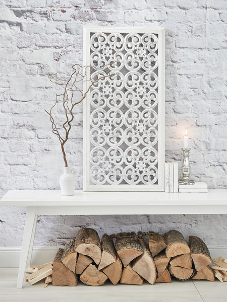 Carved Wall Panel  - Design 2 WR