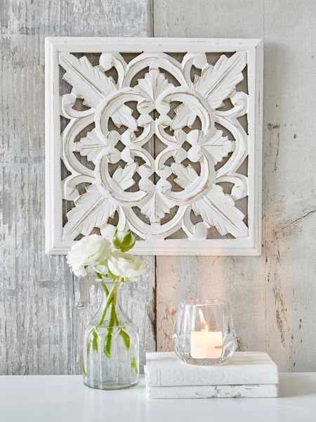 Carved Wall Panel - Design B