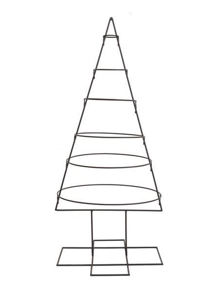 wrought iron christmas tree xl - Iron Christmas Tree