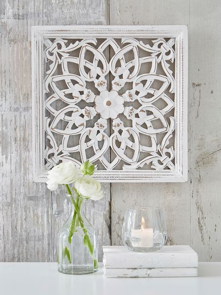 Carved Wall Panel - Design D