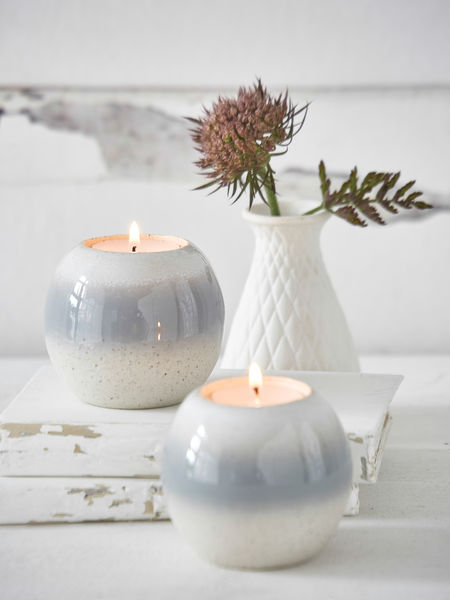 Arctic Tealight Holder