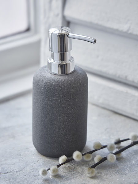 Soap Dispenser - Concrete Grey