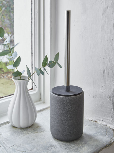 Toilet Brush - Concrete Grey