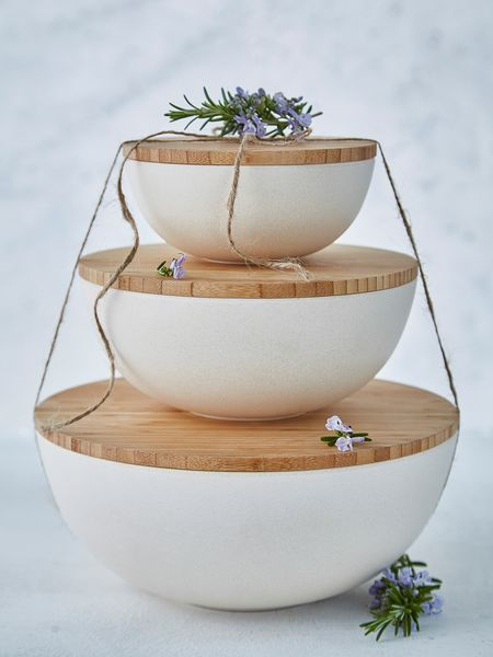 Danish Storage Bowl Set