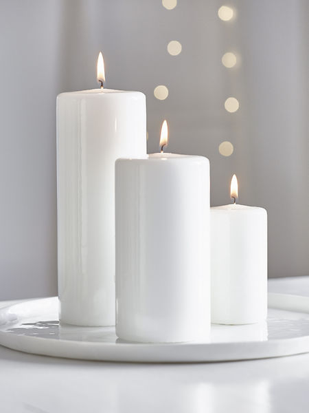 Pillar Candles Nordic House