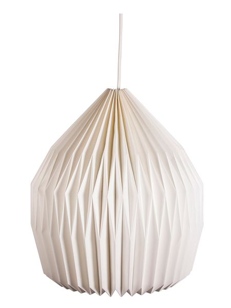 Paper Lampshades, White