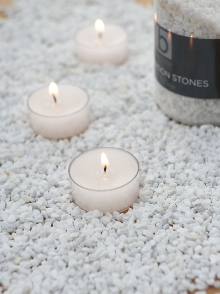 White Candle Gravel