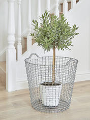 Heirloom Hand-Woven Basket - G65L
