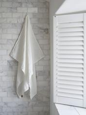 Pure Linen Hammam Towel - Off White