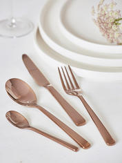 Rose Gold Cutlery