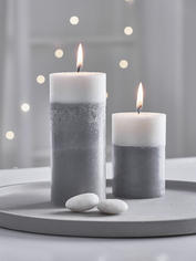 Chic Pillar Candles