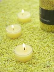 Yellow Candle Gravel