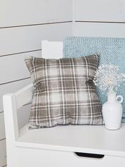 Nordic Plaid Cushion - 40x40