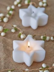 Nordic Star Candle